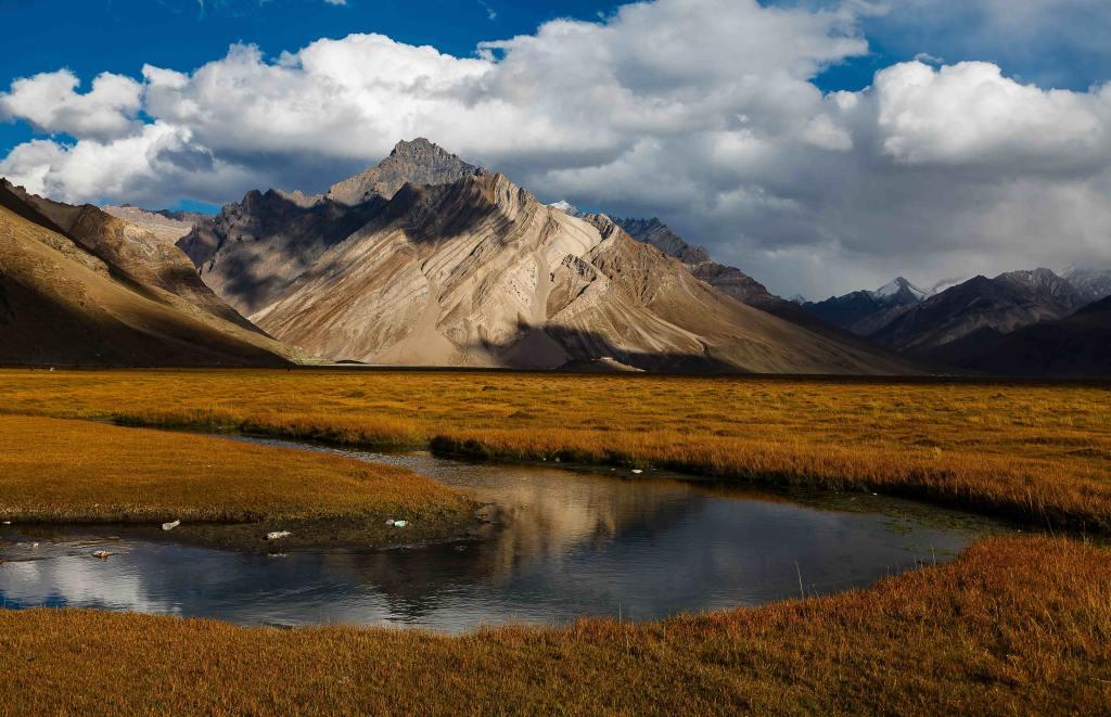 Montañas del Nepal Himalaya